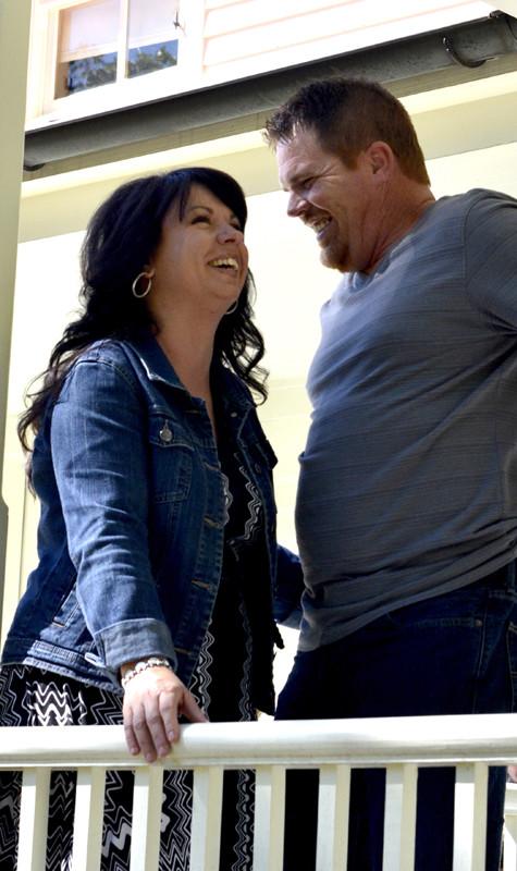 Becky & David Short