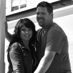 Becky & David